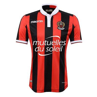 Camisa Macron OGC Nice 2016/17