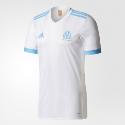 Camisa Adidas Olympique de Marseille 2017/18