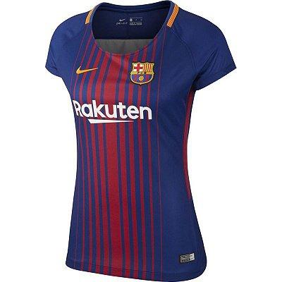 Camisa Feminina Nike Barcelona