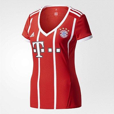 Camisa Feminina Adidas Bayern de Munique