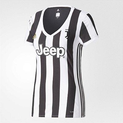 Camisa Feminina Adidas Juventus
