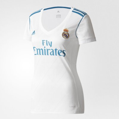Camisa Feminina Adidas Real Madrid