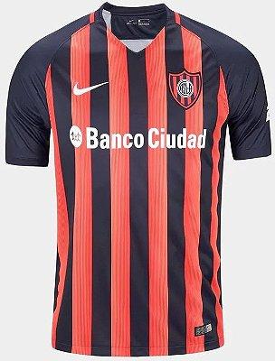 Camisa Nike San Lorenzo 2017/18