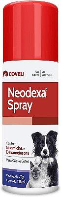 Neodexa Spray 74G 125Ml