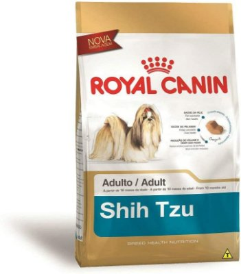 Ração Royal Canin Shih Tzu Adult 1 Kg