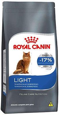 Ração Royal Canin Gatos Light- 7,5Kg