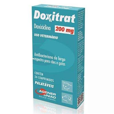 Doxitrat 200Mg C/24