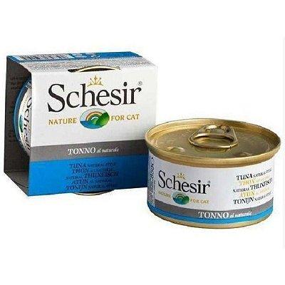 Schesir Cat Atum Natural 85G