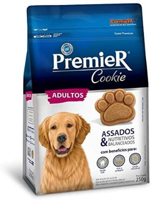 Petisco Premier Cookie Cães Adultos250G