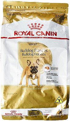 Ração Royal Canin Bulldog Frances Adult 2,5Kg
