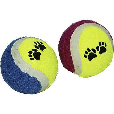 Brinquedo Bola Tennis C/2 M Chalesco