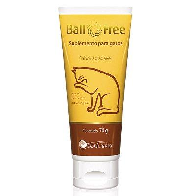 Ball Free 70g Pasta Oral Gatos Agener União