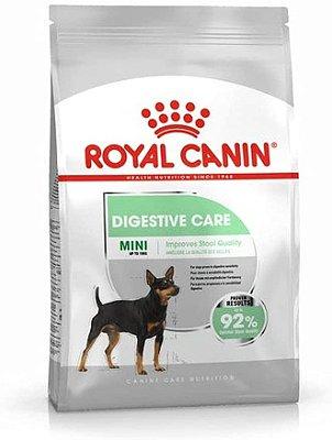 Ração Royal Canin Cães Mini Digestive Care 1kg