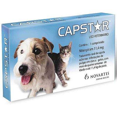 Capstar 11,4 mg 1 comprimido