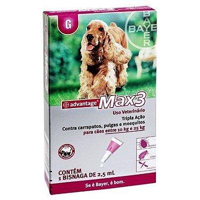 Advantage Max3 (10 a 25 kg)