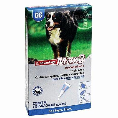 Advantage Max3 (Acima de 25 kg)