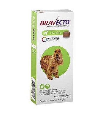 Bravecto Caes 10-20Kg