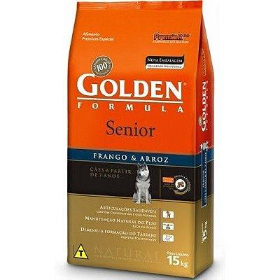 Ração Premier Golden Formula Senior 15kg