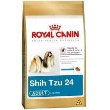 Ração Royal Canin Shih Tzu Adult (3kg e 7,5kg)