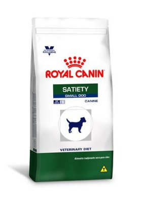 Ração Royal Canin Canine Satiety Small Dog