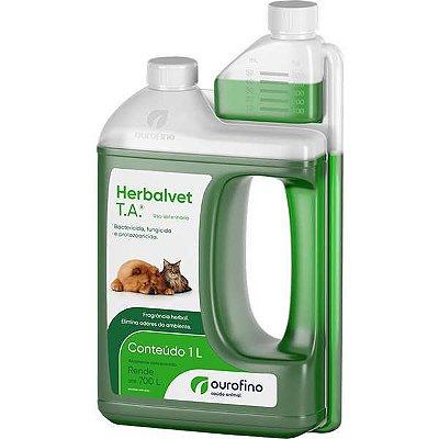 Desinfetante Herbalvet T.A. Ourofino 1L