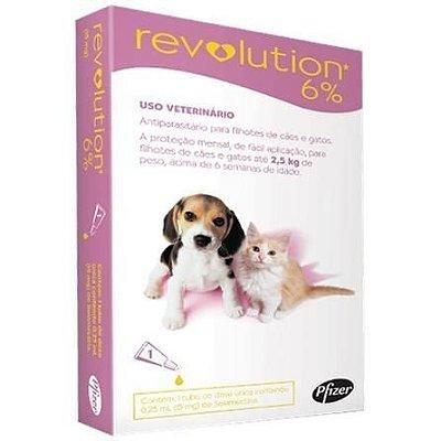 Revolution Filhotes