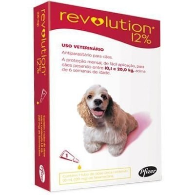 Revolution 10,1 à 20 Kg