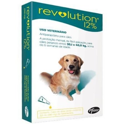 Revolution 20,1 à 40 Kg