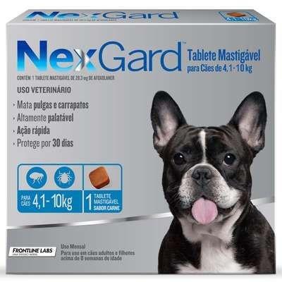 Nexgard 4,1 À 10kg