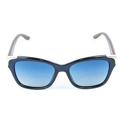 Óculos de Sol Polarizado Zabô Barcelona Azul lente Azul