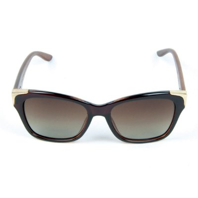 Óculos de Sol Polarizado Zabô Barcelona Marrom lente Marrom