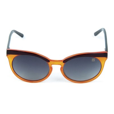 Óculos de Sol Polarizado Zabô Viena Marrom lente Preta