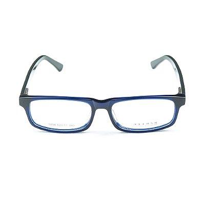 Armação para óculos de grau em Acetato Lensk 5204 Azul