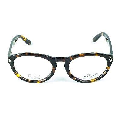 Armação para óculos de grau em Acetato Lensk Veneza Tartaruga