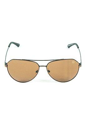 Óculos de Sol Polarizado Zabô Dakar Marrom