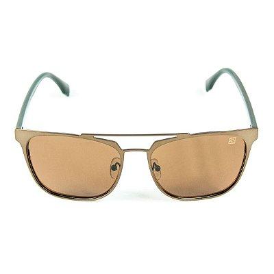 Óculos de Sol Polarizado Zabô Pro Model Crazy Series II Bronze