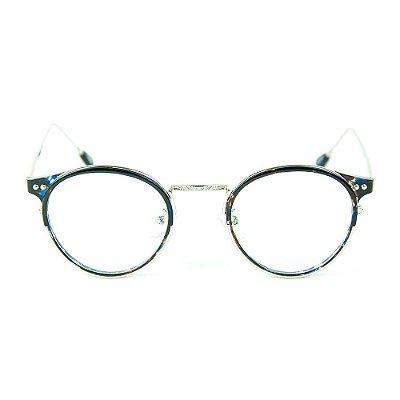 Óculos de Grau Zabô X Crazy Seriez