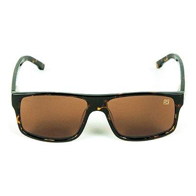 Óculos de Sol Polarizado Zabô Elbrus Tartaruga Sol