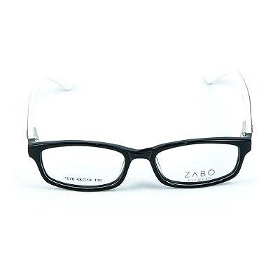 Armação para óculos de grau em Acetato Zabo Gibraltar Roxo