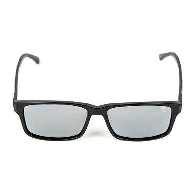 Óculos de Sol Polarizado Espelhado Zabô em Acetato 8008