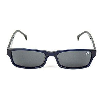 Óculos de Sol Polarizado 8859 Zabô Minsk Azul Solar