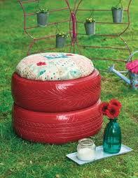 puff de pneu para evento ao ar livre / pic nic