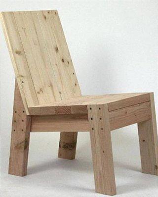 cadeira de pallet- somente venda