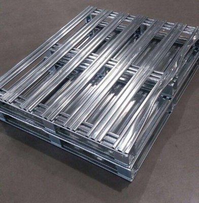 Pallet de metal / alumínio para eventos - somente locação