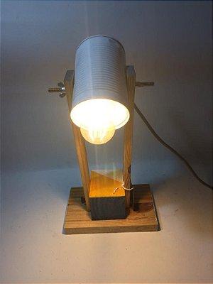 Luminária Latinha- somente venda