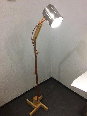Luminária de chão- somente venda