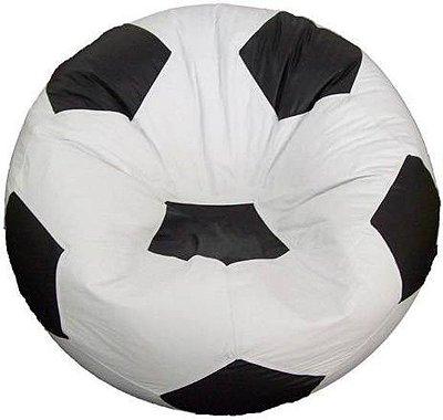 Puff bola de futebol - somente locação