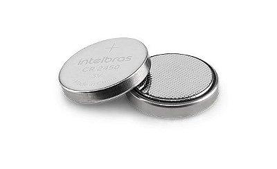 Bateria CR 2450  3v Litio Intelbras  -  CR 2450 - Bateria botão de lítio 3 V