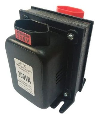Auto Transformador  300VA  210W Universal Bivolt 110/220V ou 220/110V