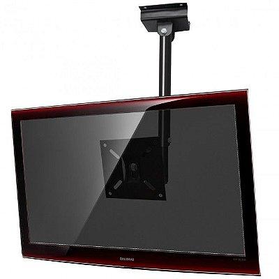 "Suporte de Teto TV LCD LED PLASMA 10"" à 40"" SBRP150 Brasforma"